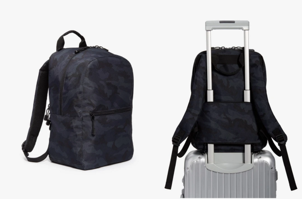 The Hanover 2 Backpack $115 by Lo & Sons