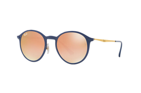Round Light Ray, $228 by Ray-Ban